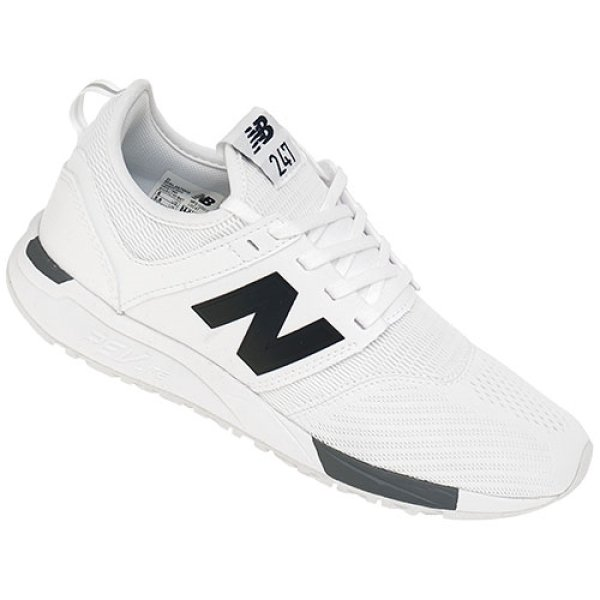 63fa06a8f48 운동화 MRL247WG 뉴발란스 (흰검) NEWBALANCE 신발 런닝화 뉴발란스247 ...